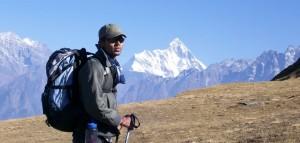 Nanda Devi Himalayas